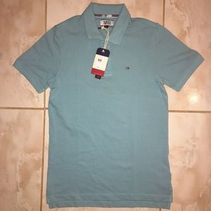 Tommy Hilfiger Polo Blue Slim Fit